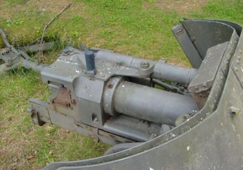 Немецкая противотанковая пушка Pak 38 (43 фото)