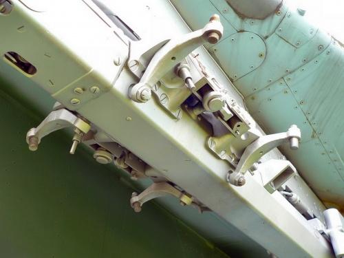 Советский штурмовик МИГ-27 Flogger D (114 фото)