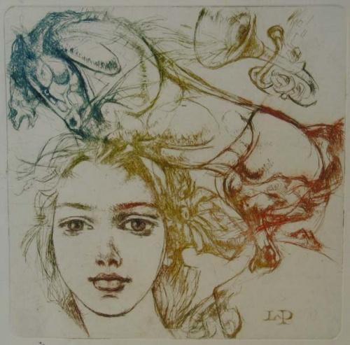 Болгарский художник Lyben Pashkulski (35 работ)