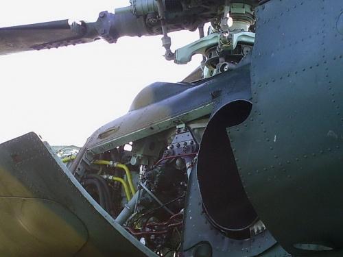 Советский десантно-штурмовой ветолет МИ-24В (47 фото)