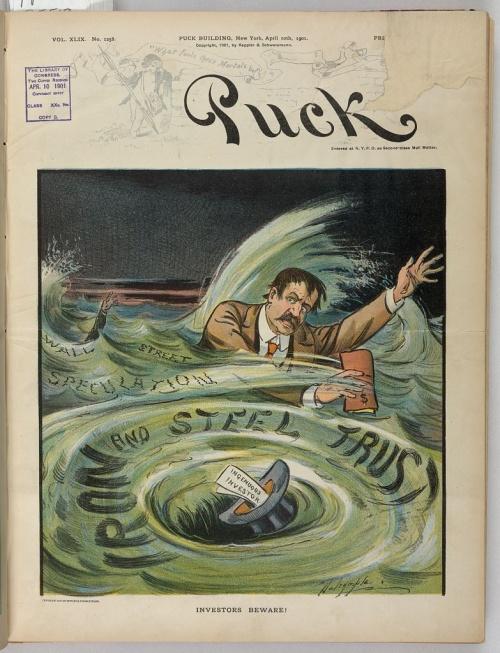 American cartoonist Louis Dalrymple (1866-1905) (111 работ)