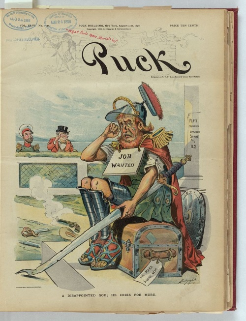 American cartoonist Louis Dalrymple (1866-1905) (111 работ)
