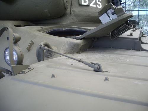 Американский тяжелый танк M26A1 Pershing (80 фото)