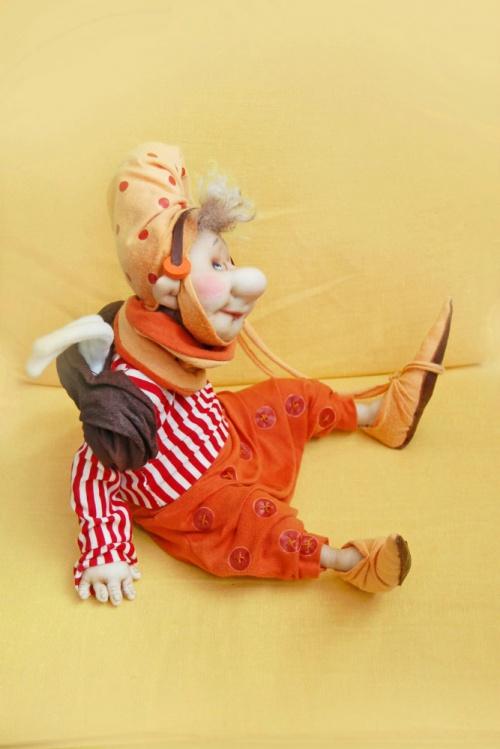Авторская кукла Нины и Светы Михайловых (122 фото)