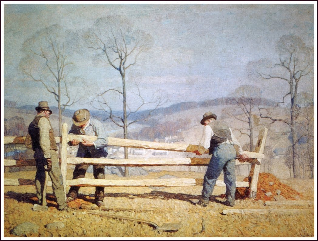 newell convers wyeth essay Nc wyeth 11k likes newell convers wyeth, known as n c wyeth, was an american artist and illustrator he was the pupil of artist howard pyle and.