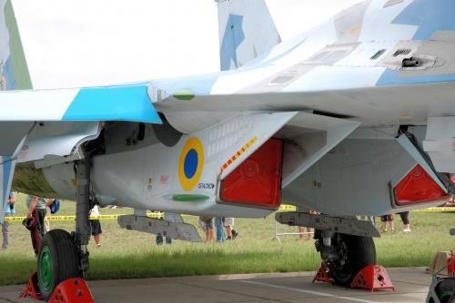 Советский истребитель СУ-27 Flanker (140 фото)