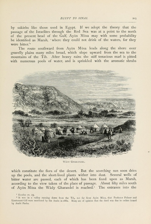 The land of the Pharaohs including a sketch of Sinai, drawn with pen and pencil (1887) (170 работ)