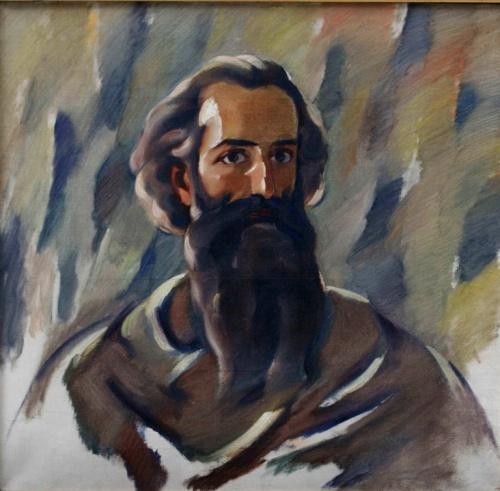 Болгарский художник Владимир Димитров — Майстора (22 работ)