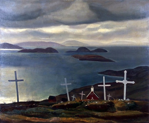 Artworks by Rockwell Kent (51 работ)
