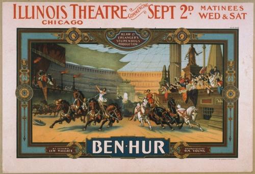 Рекламные постеры и афиши Strobridge & Co. Lith (1870-1920). Часть 2 (50 фото)