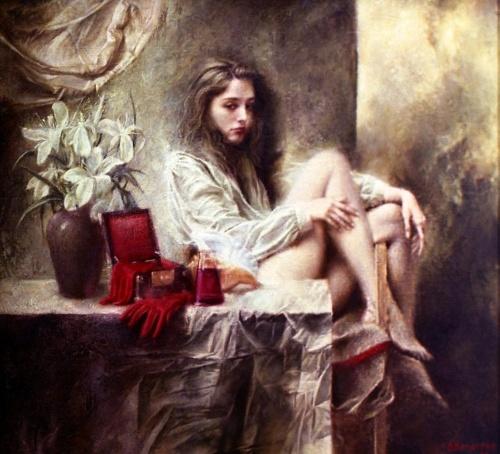 Художник Валерий Ветштейн (40 работ)