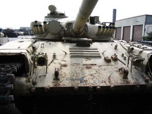 Советский основной танк Т-72M (52 фото)