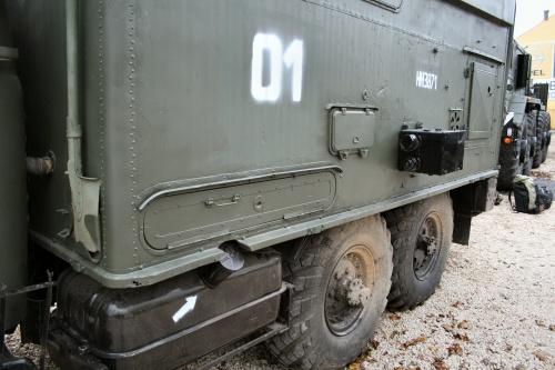 Советский автомобиль ЗИЛ-152 (47 фото)