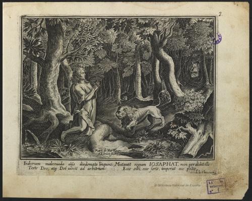 Нидерландский гравёр Raphael Sadeler (1561-1632) (84 работ) (2 часть)