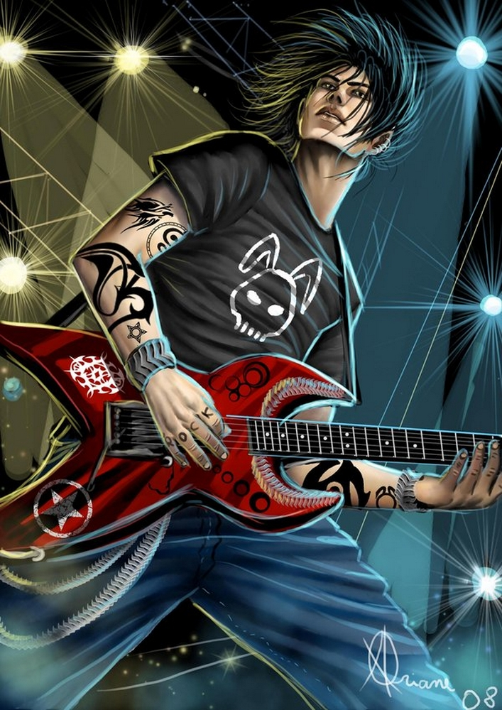 Картинки рок пацанов