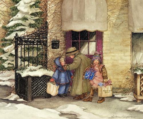 Художник - иллюстратор Catherine Simpson (80 работ)
