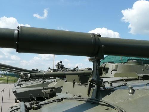 Советская САУ 2С3 Акация (100 фото)