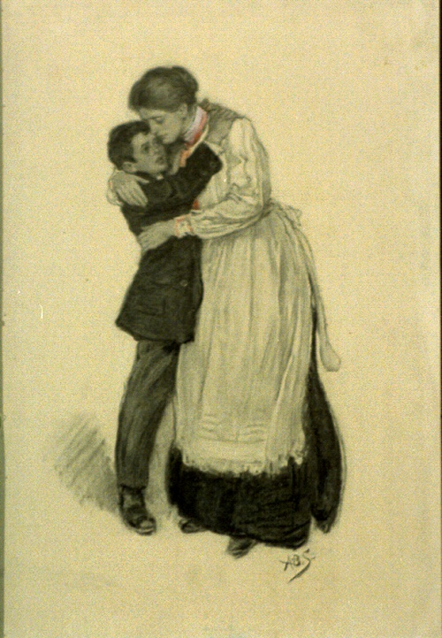 American illustrator, painter and engraver Alice Barber Stephens (1858-1932) (95 работ)