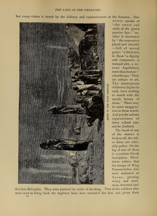 Egypt illustrated with pen and pencil (1891) (154 работ)