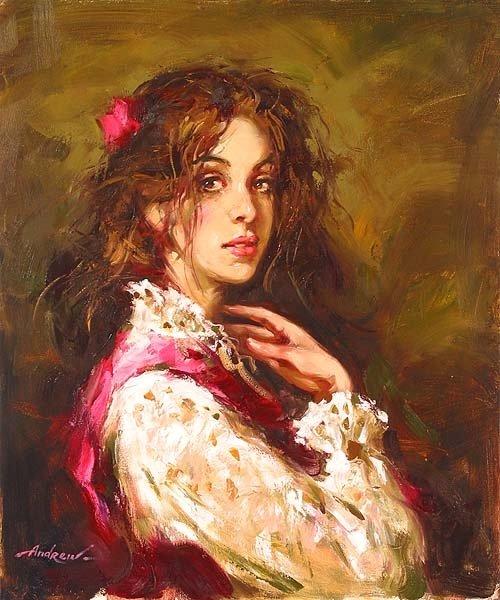Работы художника Andrew Atroshenko (42 работ)