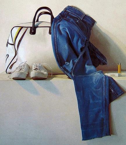 Работы художника Claudio Bravo (44 работ)