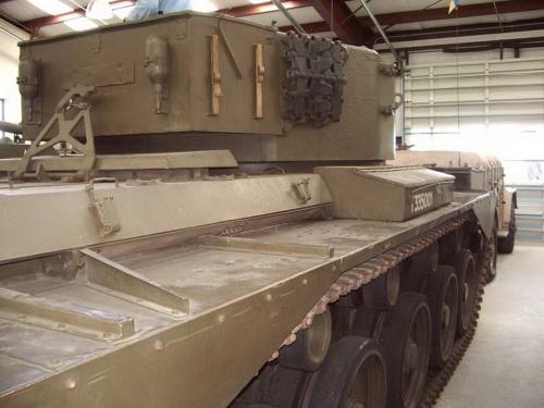 Английский танк Comet (30 фото)