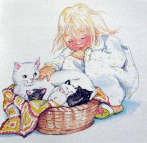 Иллюстрации детских книг 60-70-х годовХХ века (58 работ)