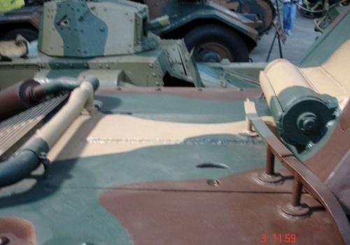 Французский танк FCM 36 (56 фото)