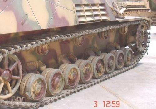 Немецкая САУ Jagdpanzer Hummel (48 фото)