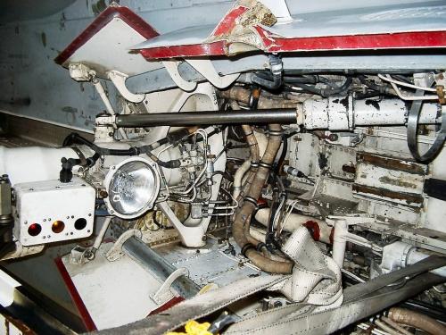 Американский палубный истребитель Grumman F-14A (161134) Tomcat (93 фото)