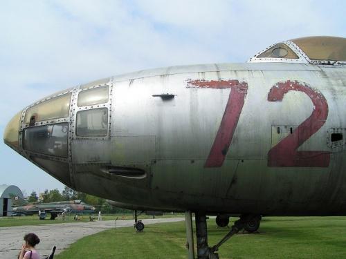 Советский бомбардировщик ИЛ-28 (26 фото)