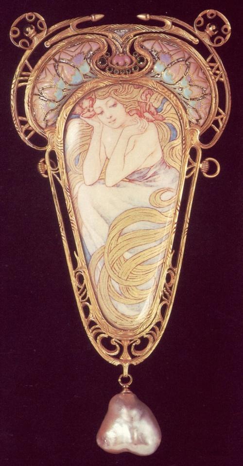 Ювелирное искусство эпохи модерн. Жорж Фуке (Georges Fouquet, 1862 -1957) (82 работ)