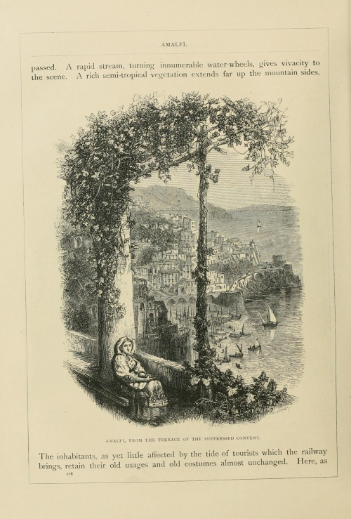 Italian pictures, drawn with pen and pencil (1870) (150 работ)