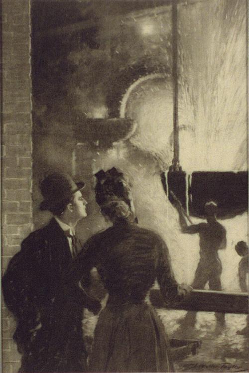 American illustrator Frank Walter Taylor (1874-1921) (36 работ)
