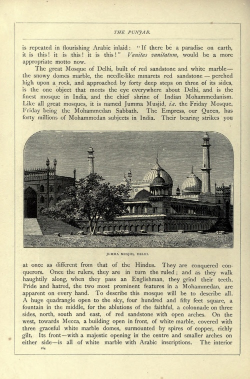 Indian pictures drawn with pen and pencil (1881) (165 работ)