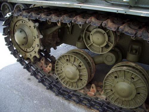 Советский тяжелый танк ИС-2М (67 фото)