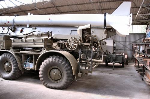 Советский тактический ракетный комплекс 9К52 Луна-М - FROG-7 (121 фото)