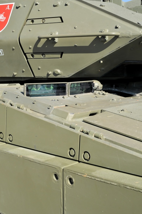 Немецкий основной танк Leopard 2E (193 фото)