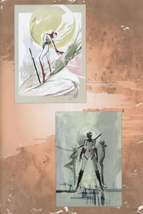 Makoto Tsuchibayashi Design Works (145 работ)