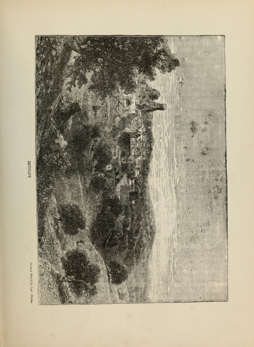Palestine illustrated by pen and pencil (1900) (150 работ)