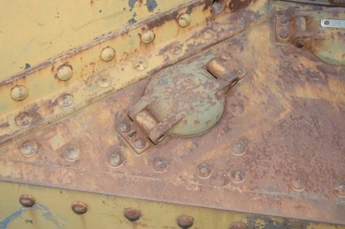 Американский танк M3A5 GRANT (74 фото)