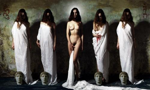 Max Sauco (Макс Сауко). Фото-сюрреализм (81 работ)