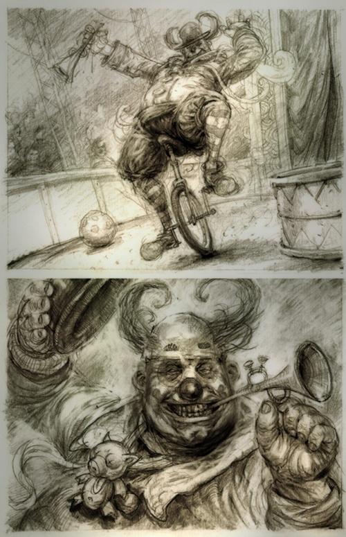 Michal Ivan: фэнтези творчество иллюстратора из Словакии (152 работ)