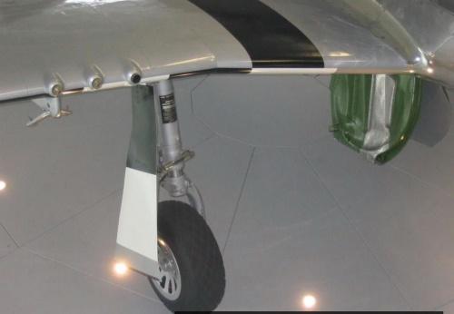 Американский истребитель North American P-51D Mustang (46 фото)