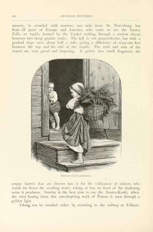Russian pictures drawn with pen and pencil (1889) (133 работ)