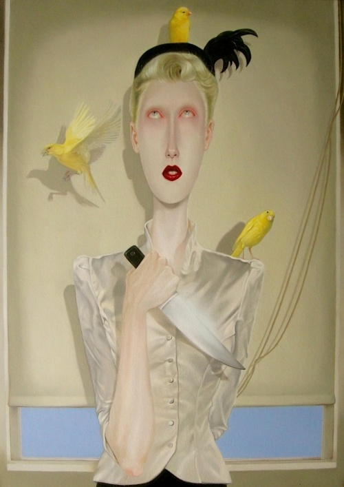Artworks by Troy Brooks (57 работ)