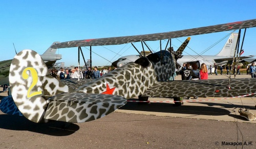 Советский самолет ПО-2 (32 фото)