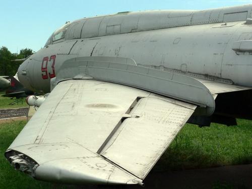 Советский штурмовик СУ-17М3 (256 фото)