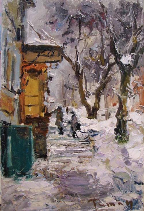 Работы художника Tuman Zhumabaev (45 работ)