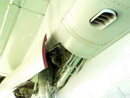 Советский истребитель СУ-35 (57 фото)